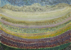Inca Fields-150x200-Oil on Canvas